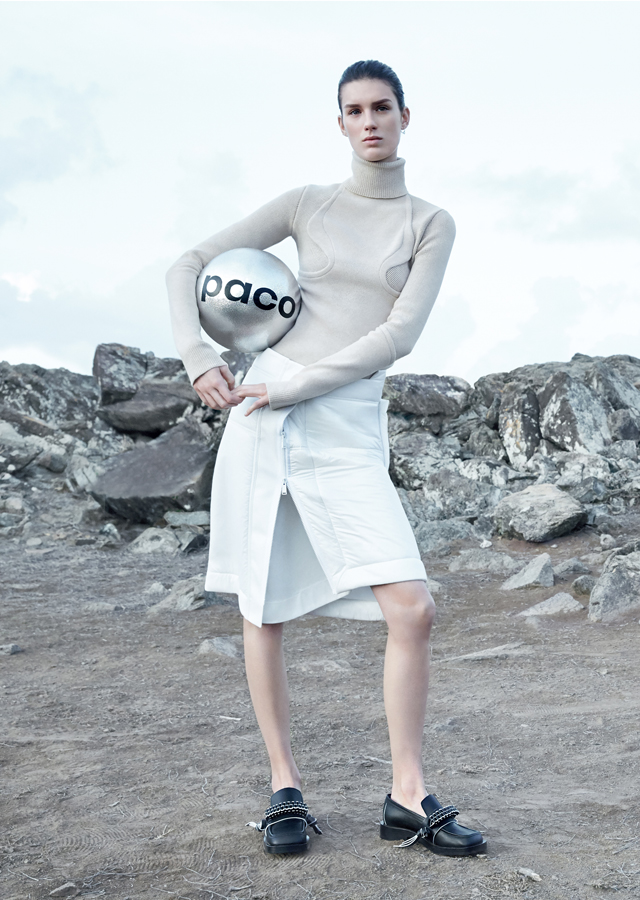 Exclusive: Paco Rabanne release designs ahead of Paris Fashion Week