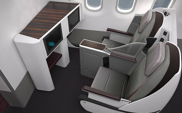 Qatar Airways launches first all business class flight