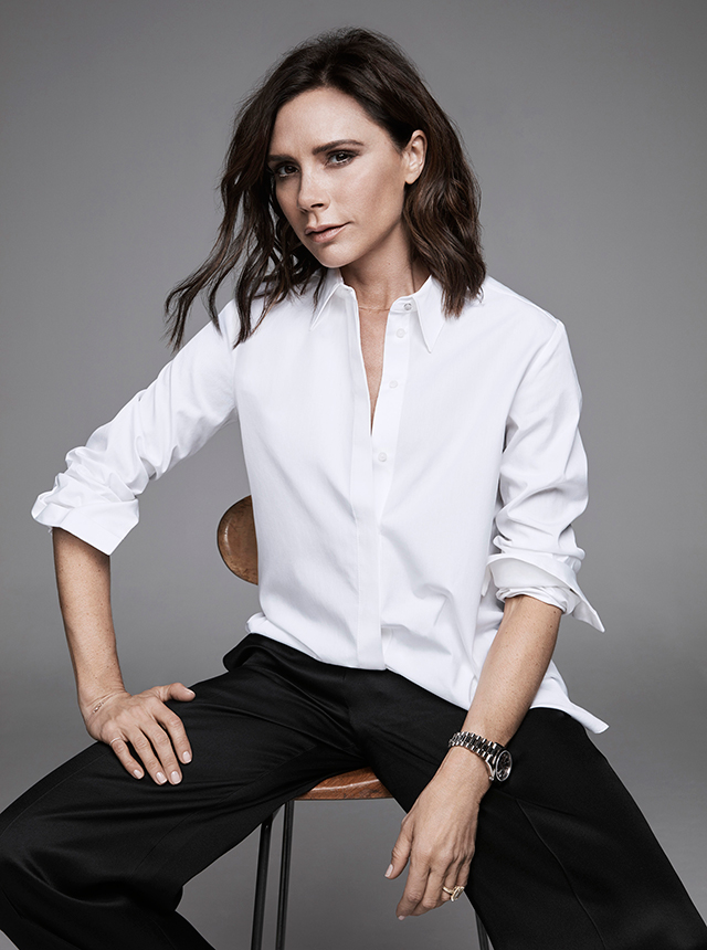 Queen Elizabeth II honours Victoria Beckham and Anya Hindmarch