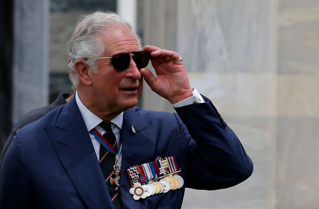 Breaking news: Meghan Markle asks Prince Charles to accompany her down the aisle