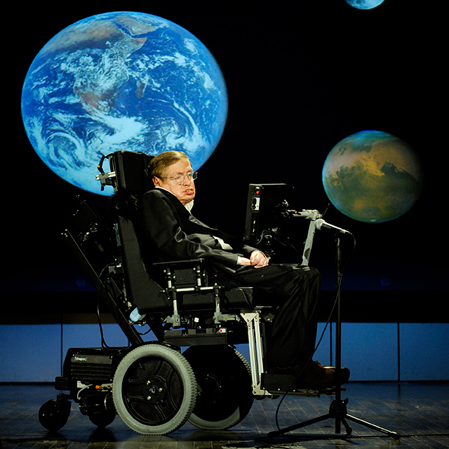 Stephen Hawking to host biggest 'Ask Me Anything' session on Reddit