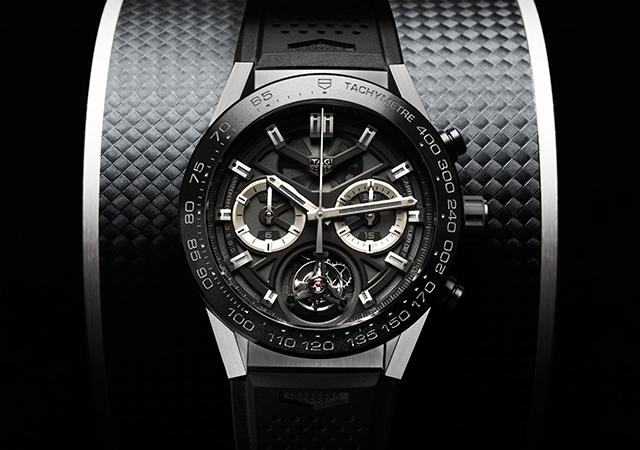 Baselworld 2016 sneak peek: TAG Heuer's CARRERA Heuer-02T