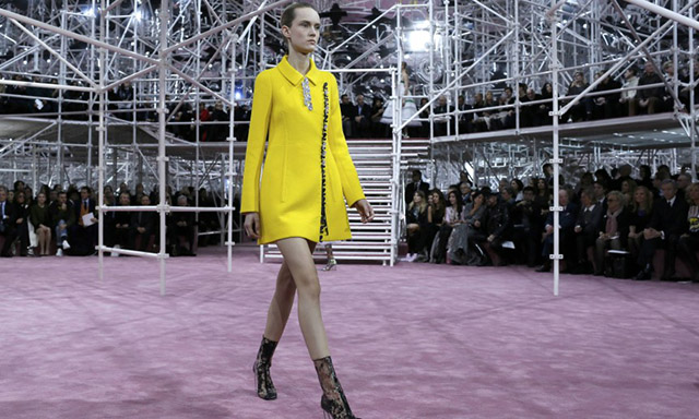 Raf Simons will not show Dior Cruise 2016 in LA after all...