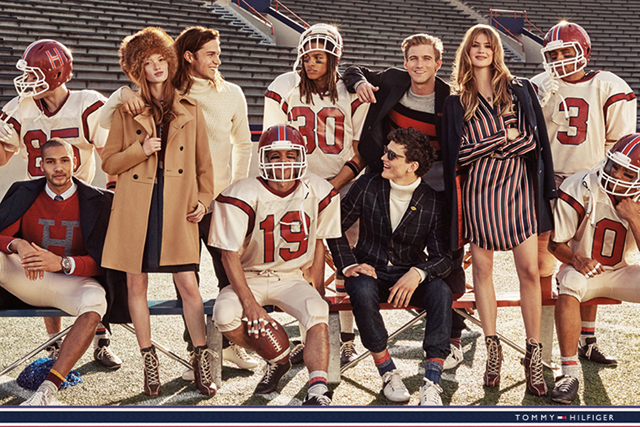 Happy 30th birthday: Tommy Hilfiger debuts new anniversary ad