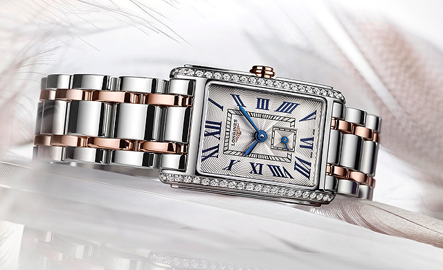 Longines introduces the new DolceVita
