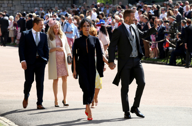 Quick PSA: You can now buy the dress Victoria Beckham wore to the royal wedding