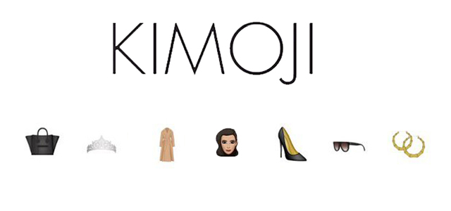 Kim Kardashian launches Kimoji app