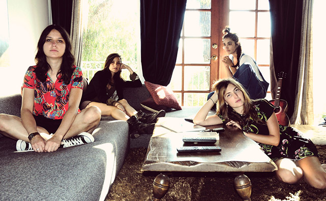 Warpaint share previously unreleased track 'No Way Out'