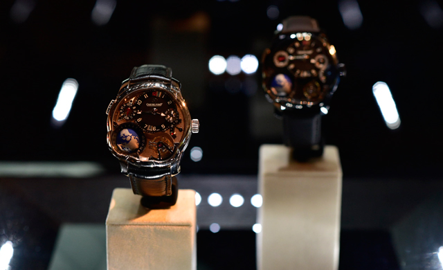 Turning back the clock at Dubai Watch Week