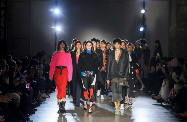 Live stream: Watch the Zadig & Voltaire F/W '18 show live from NYFW