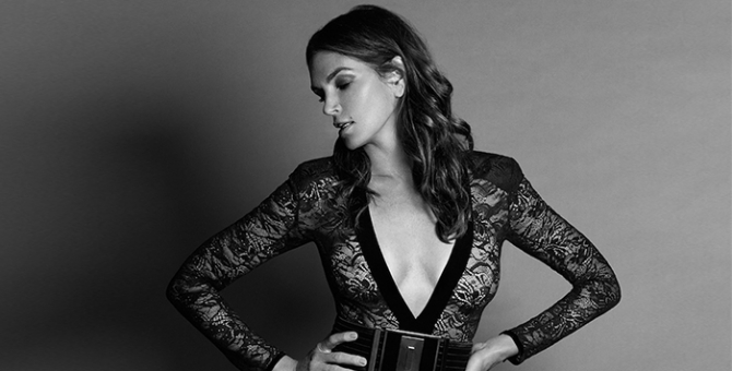 49 and fabulous: Cindy Crawford is 'still super' for Net-a-Porter's The Edit