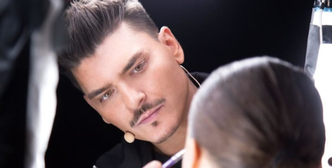 10 things we learnt from Mario Dedivanovic's glow tutorial in Dubai