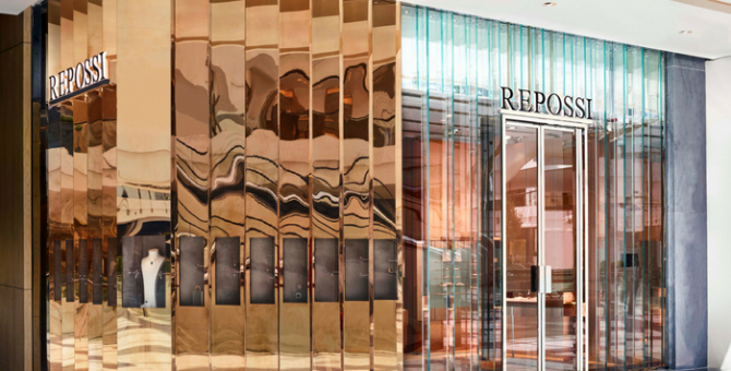 Repossi opens first store in the Middle East