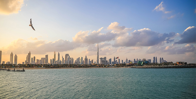 Dubai crowned one of the world's best cities for travellers to visit in 2020