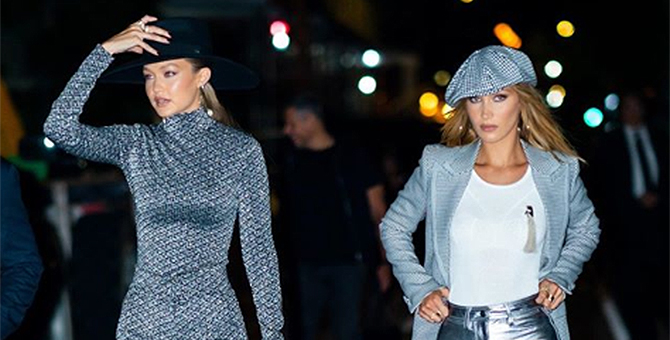 Want to dress like the Hadid sisters? Their stylist has you sorted!