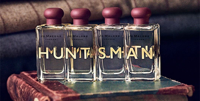 Stop everything: Jo Malone has just launched its first men's fragrance collection