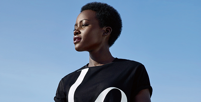 In conversation with: Lupita Nyong'o on Michael Kors' Watch Hunger Stop campaign