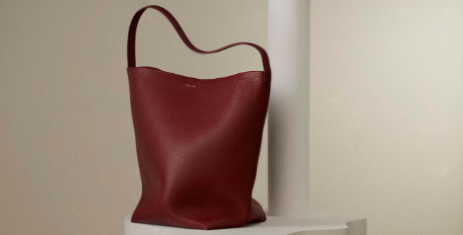 The Row launches an exclusive bag pop-up on Net-a-Porter