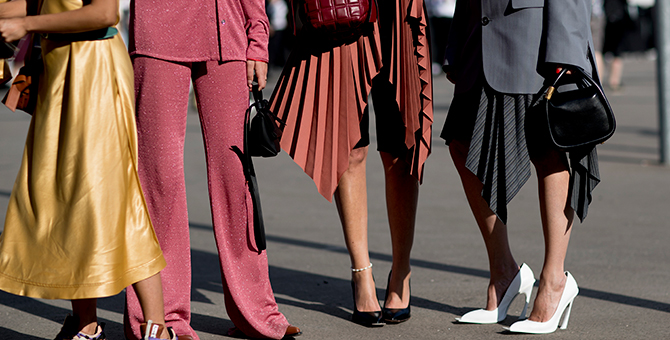 The best street style looks from Paris Haute Couture Fashion Week