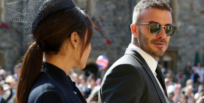 David Beckham will join the Duke and Duchess of Sussex on their trip to Australia