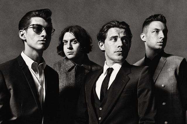 Arctic Monkeys release a video for 'Arabella'