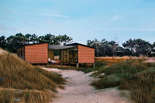 From past to present: The Louis Vuitton Beach House