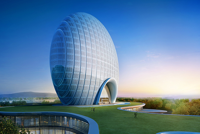 The Yanqi Lake Kempinski Hotel set to open its doors this May in China