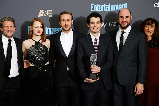22nd Annual Critics' Choice Awards: The winners