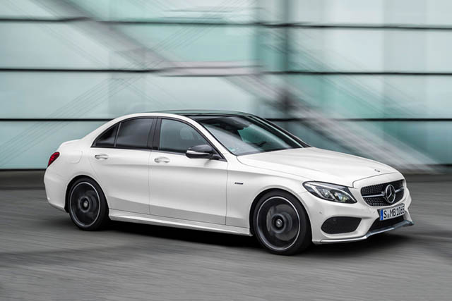 Mercedes Benz Debut The Latest Model From Its New Amg Sport Line