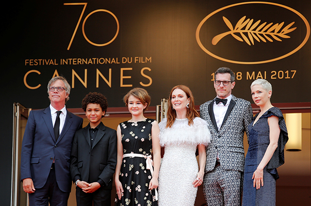 Cannes Film Festival 2017 Day 2: Red carpet arrivals