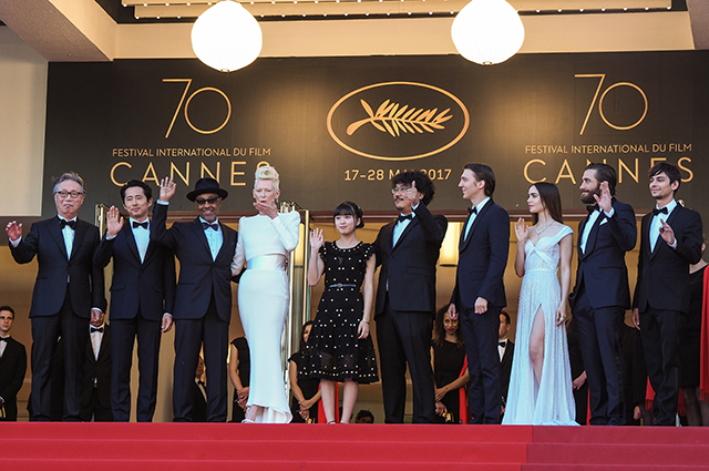 Cannes Film Festival 2017 Day 3: Red carpet arrivals