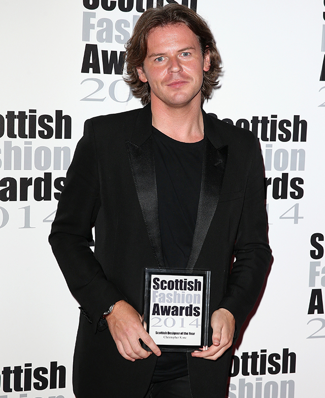 Designers assemble at the Scottish Fashion Awards