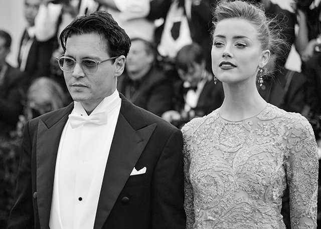 Stella McCartney said to have designed Amber Heard's wedding dress