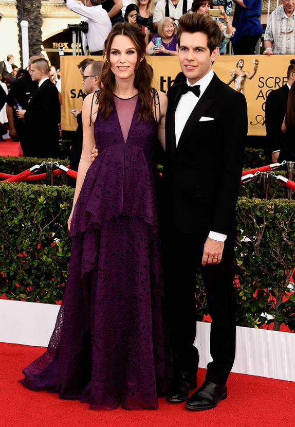 Screen Actors Guild Awards 2015: The Best of the Red Carpet