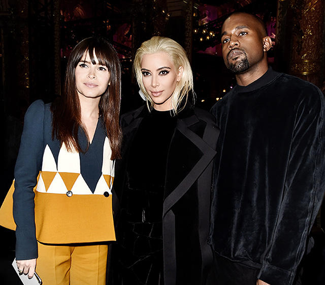 Paris Fashion Week: The guests at the Balmain show