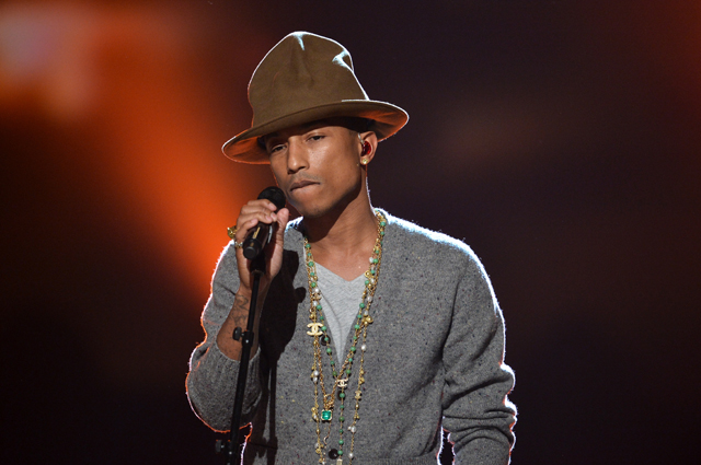 Pharrell's much talked about mountain hat for sale on eBay