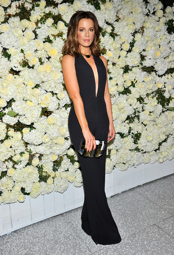 Victoria Beckham celebrates the launch of her collection at Barneys Beverley Hills