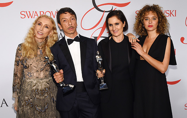 CFDA Awards 2015: The winners