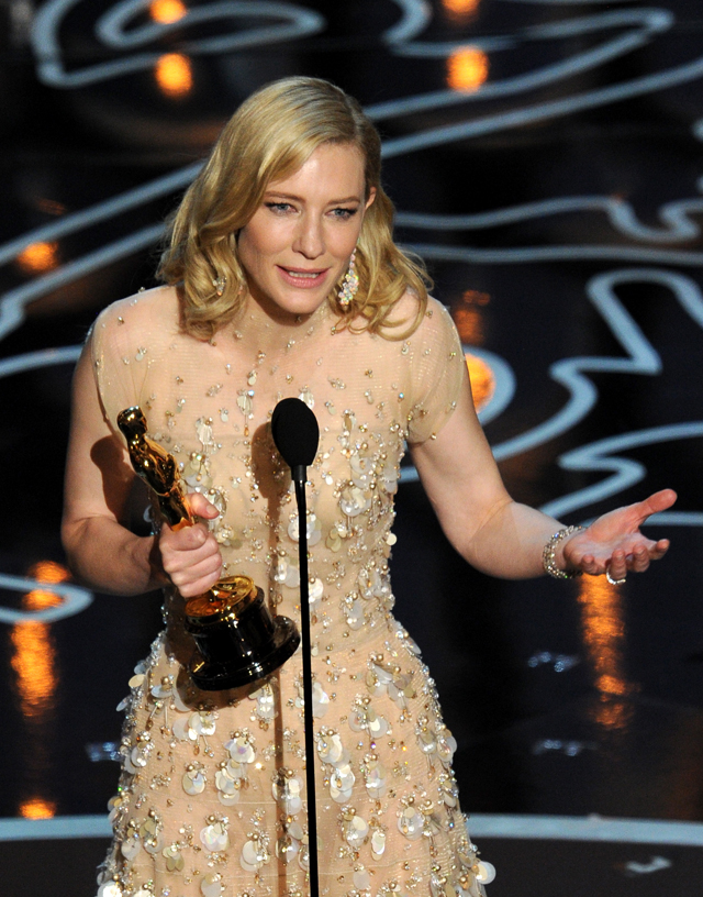 The Oscars 2014: The Ceremony, Winners and Performances