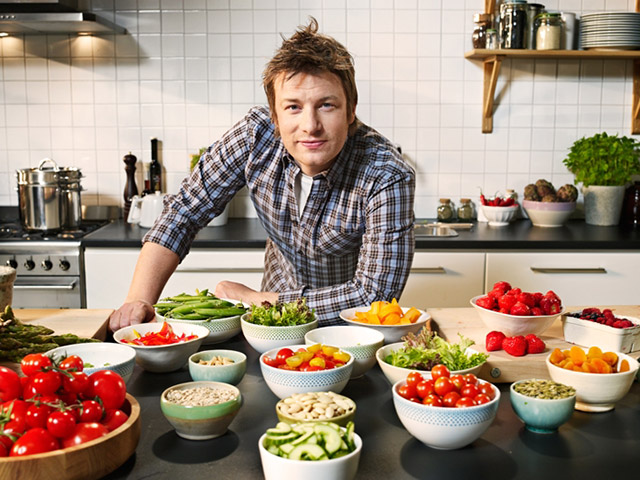 Jamie Oliver to open first restaurant in Hong Kong