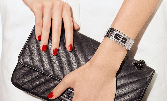 Discover Chanel's new Coco Code timepiece collection