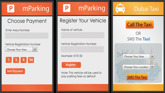 A new parking app and more free WiFi as part of Dubai's