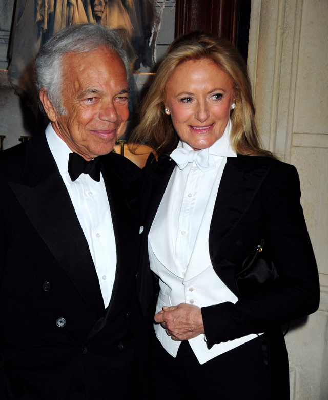 Ralph Lauren makes multi-million dollar donation to London cancer hospital