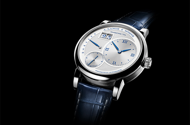 A. Lange & Söhne celebrate the 25th anniversary of Lange 1 Daymatic