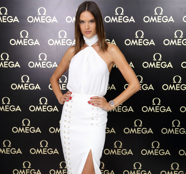 """It's a dream come true\"" – Alessandra Ambrosio's Olympic Torch moment"
