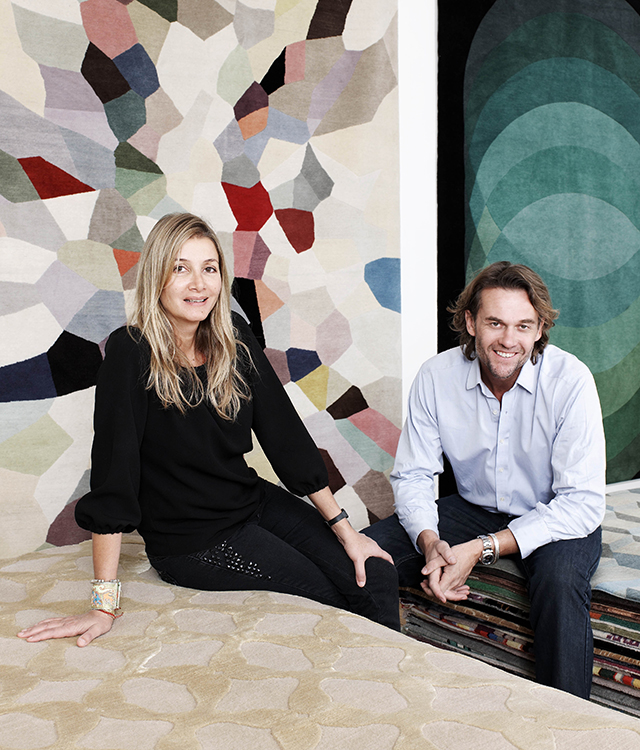 Customisation drives The Rug Company's latest creation