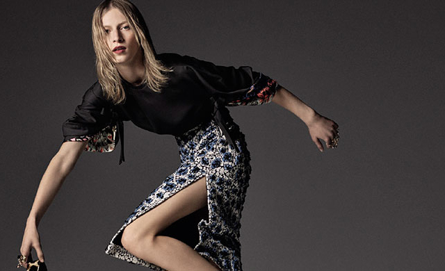 First look: Dior's Autumn/Winter '16 campaign