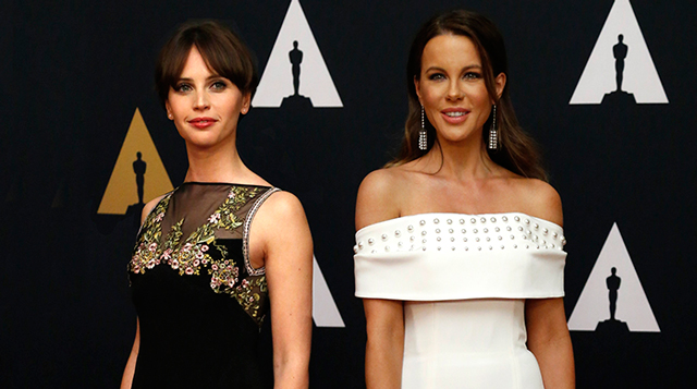 2016 Governors Awards: Presentation and red carpet arrivals