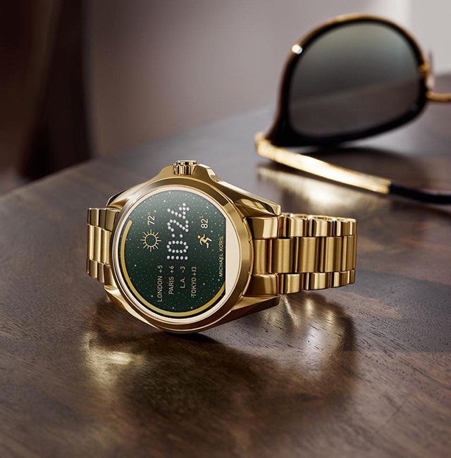Michael Kors launches Access smartwatch