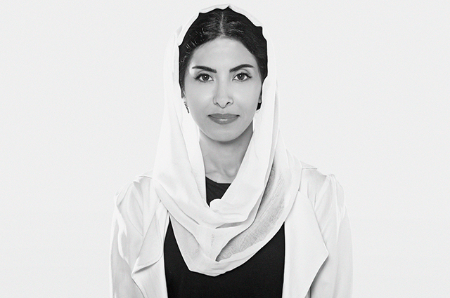 """When words fail, art becomes our primary language"" – Designer, Maha Al Sudairi"